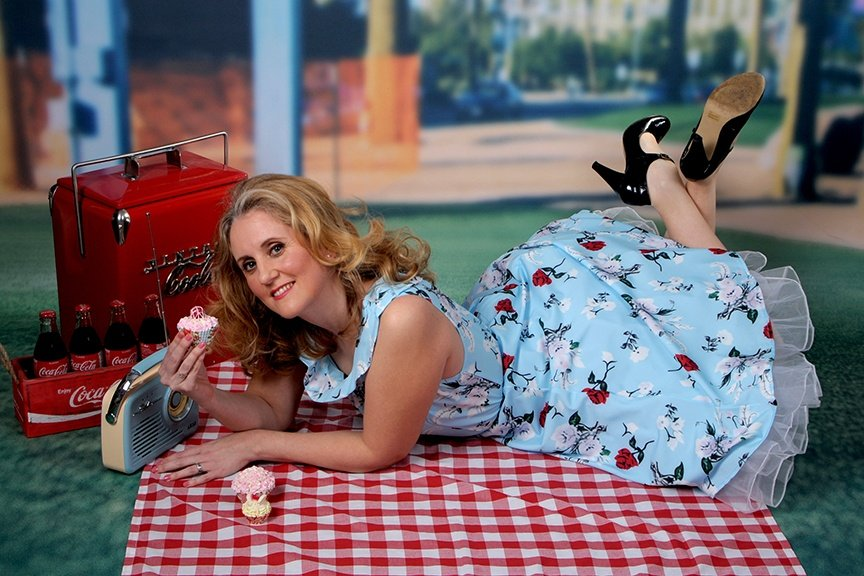 Images Unlimited - Peggy sue pin up Photography 12